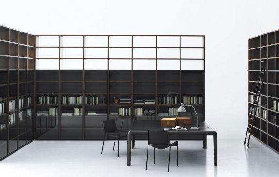Porro system vetrina #interieurdesign #interieur #wonen #kast #glas