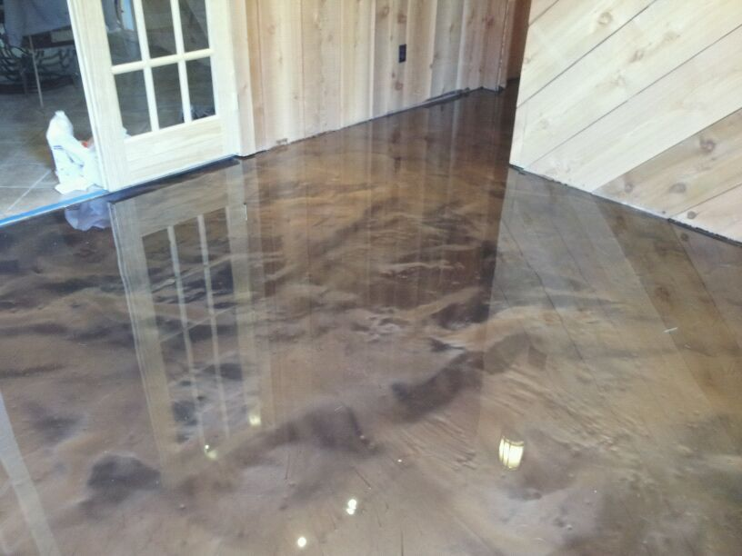 Reflector Enhancer Epoxy Floor By Elite Crete Systems