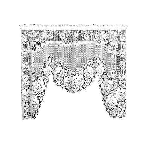Lace Victorian Rose 60 Inch Wide