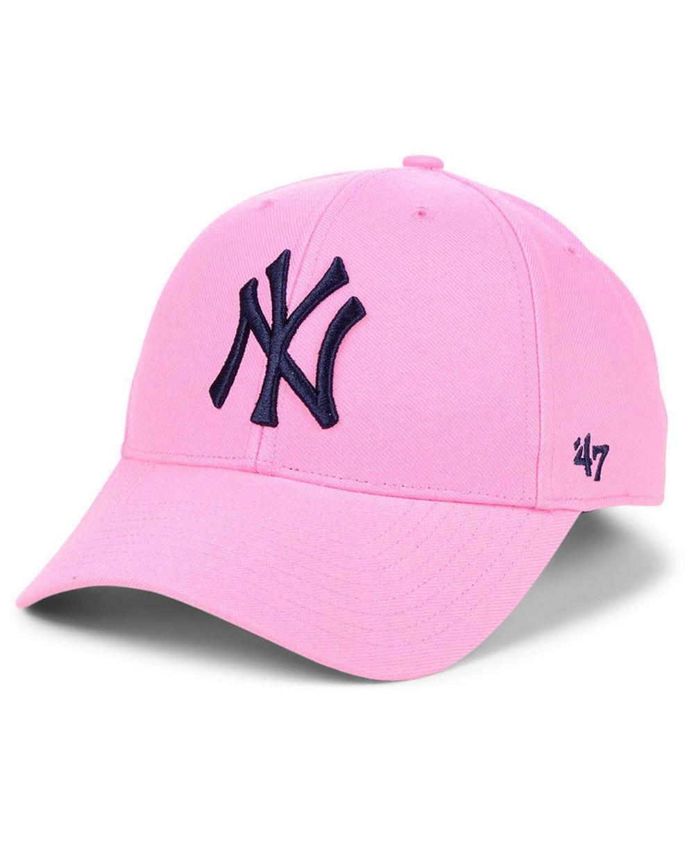 New Era 47 Brand New York Yankees Pink Series Cap Reviews Sports Fan Shop By Lids Men Macy S 47 Brand Ny Cap New Era