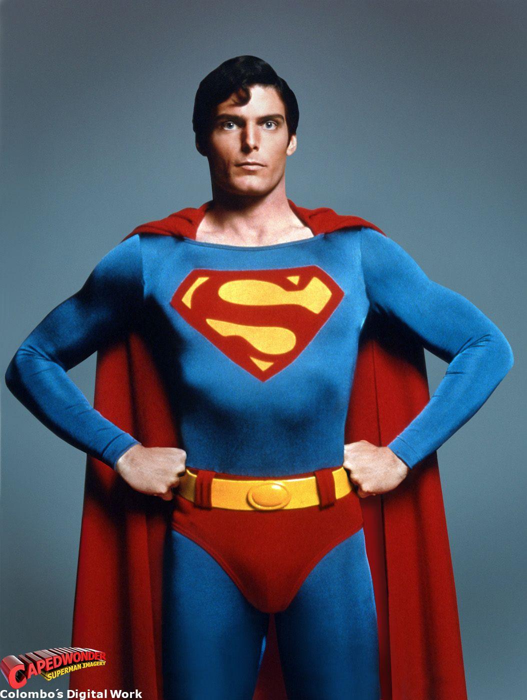 Christopher Reeves: Superman | Superman | Christopher ...