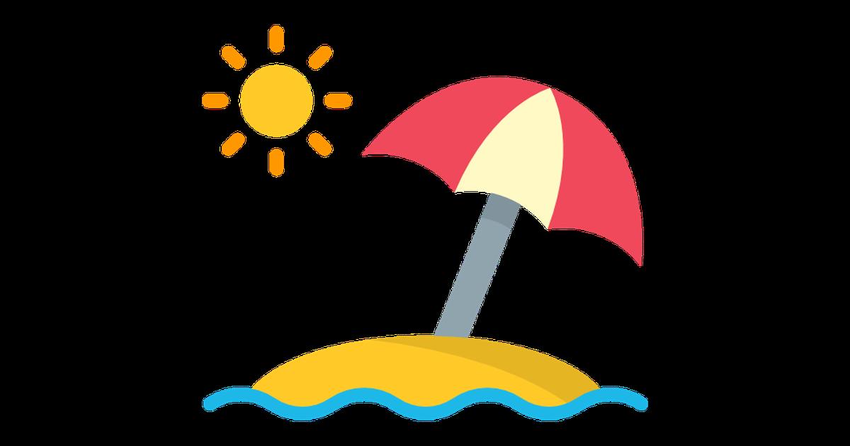 Sun Umbrella Free Vector Icons Designed By Freepik Vector Free Vector Icon Design Free Icons