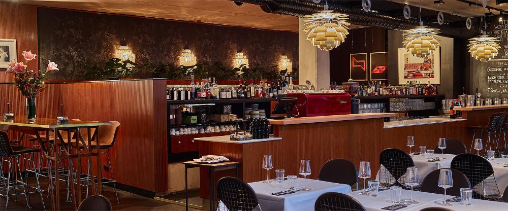 La Fonda Restaurant - Restaurant - Bar - Terrasse. An