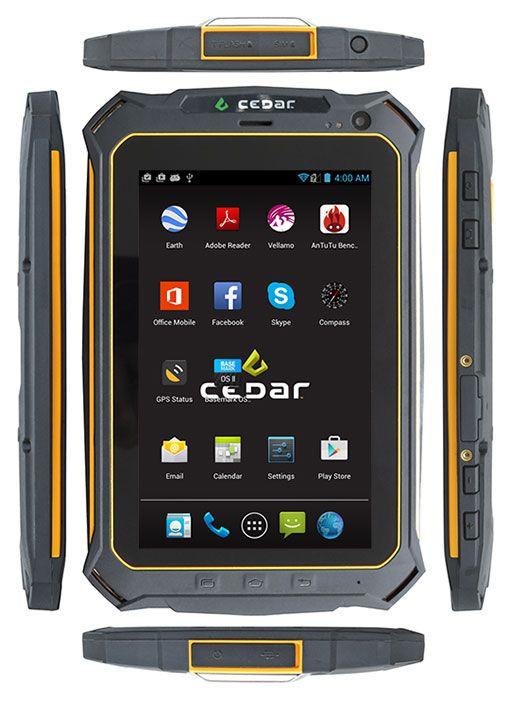 Rugged Pc Review Com Rugged Handhelds Cedar Ct7 Tablet Tablet Cedar Handheld