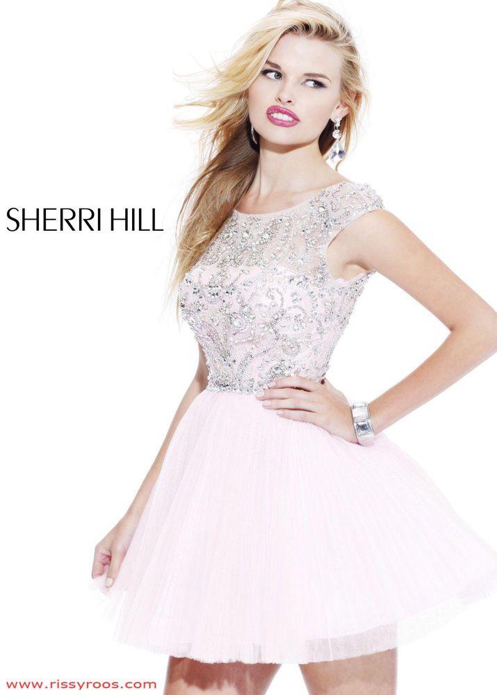 404 Not Found. Sherri Hill Short DressesWhite Prom ...