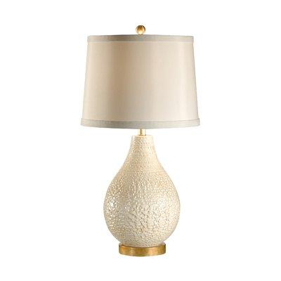 Wildwood Capri 31 Table Lamp Table Lamp White Ceramic Lamps Lamp