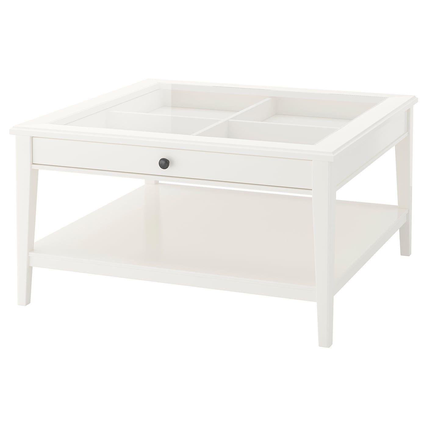Liatorp Table Basse Blanc Verre 93x93 Cm Ikea Coffee Table White Liatorp Ikea Lack Coffee Table
