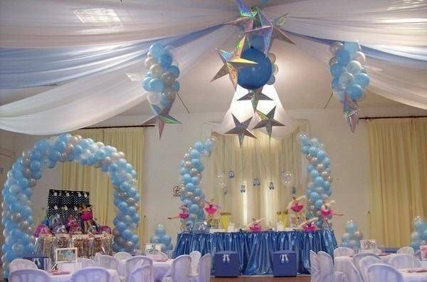 Resultado de imagen para modelos de decoracion con globos para niños
