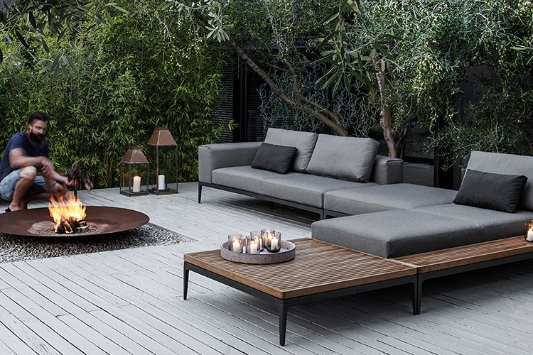 A Modular Grid Sofa for All Occasions and Layouts   Man of Many