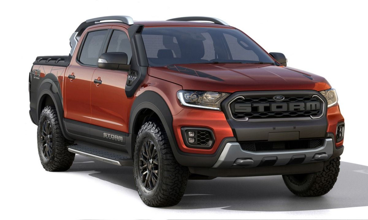 ford ranger storm edition is one tough looking truck life ford rh pinterest com ford ranger a diesel 2014 ford ranger a diesel 2018
