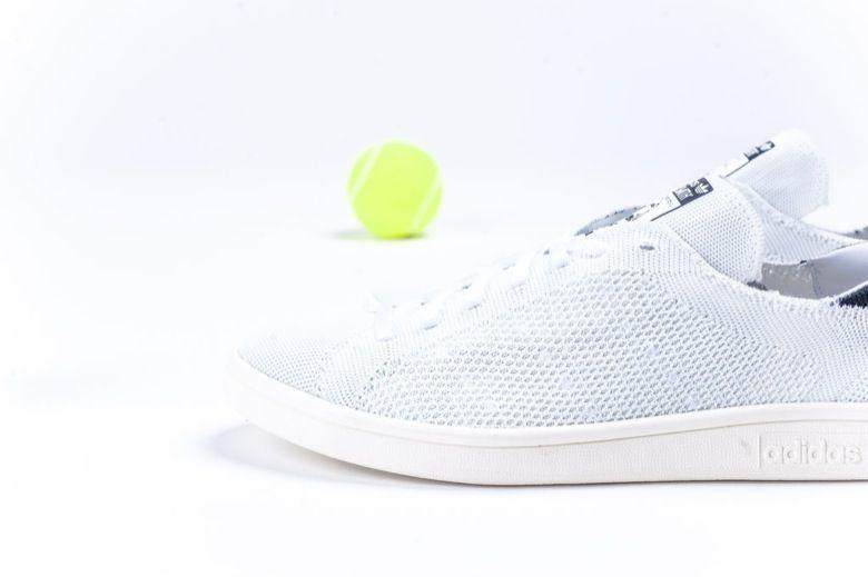 1c2ff68d170 adidas Stan Smith Primeknit White Black