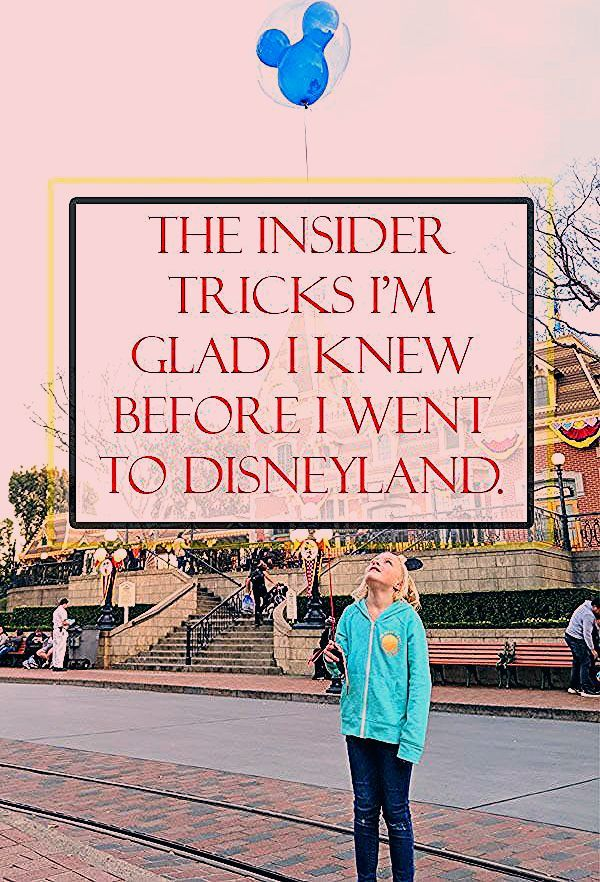 Photo of New Tricks I'm Glad I Knew Before I Went To Disneyland.