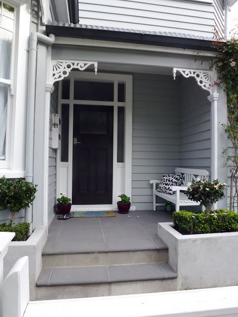 grey white and black exterior colour home interior rh pinterest com