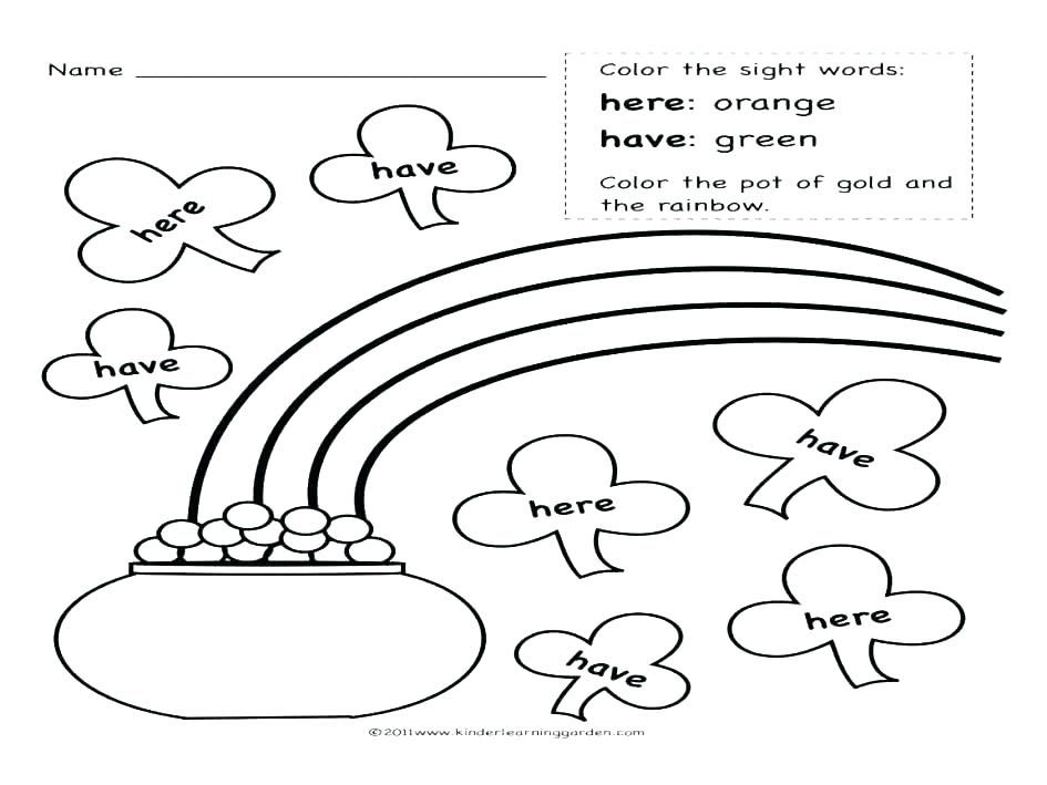 Educational Coloring Pages For First Grade Google Search Sight Word Coloring Activities For 1st Graders Sight Words