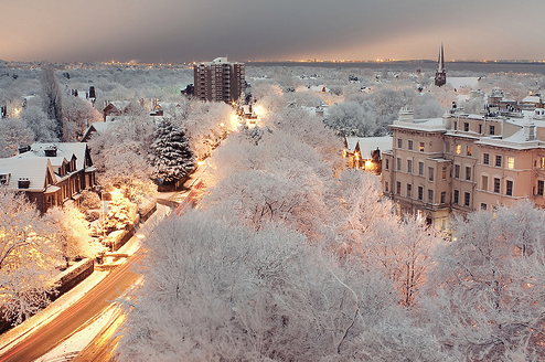 winter wonderland.--------------I love snow scenes /pictures