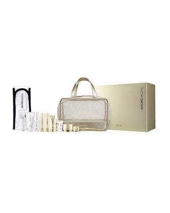 Time Response Complete Travel Set by Amore Pacific at Neiman Marcus.