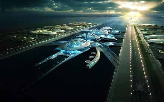 Floating-London-Britannia-Airport-by-Gensler_1.jpg (550×344) En Londres, propuesta de Aeropuerto flotante, se construirá en el centro del río Támesis, vía hormigassolar.com.