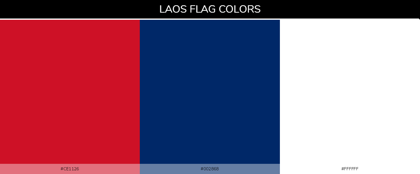 Color Palettes Of All Country Flags 087 In 2020 All Country Flags Flag Colors Palette