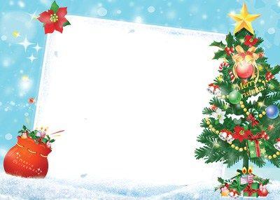 Marcos Para Navidad Marcos Infantiles Para Fotos Navidad