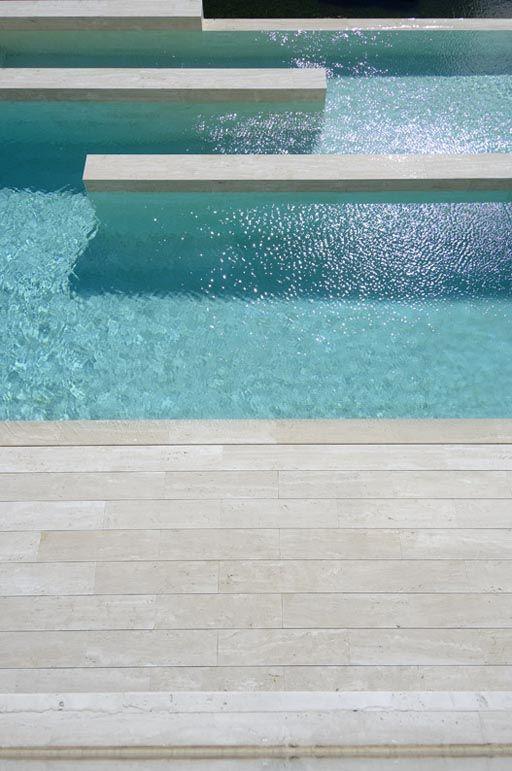 ideen landschaftsgestaltung pool terrasse holz Garten Pinterest