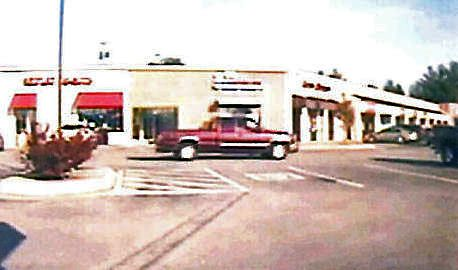 Clarksville Police release photo of Sango Pharmacy Armed Robbery Suspect's Truck