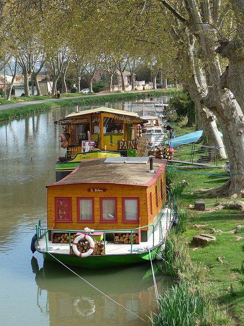 le somail in 2019 travel canal du midi barge holidays barge boat rh pinterest com