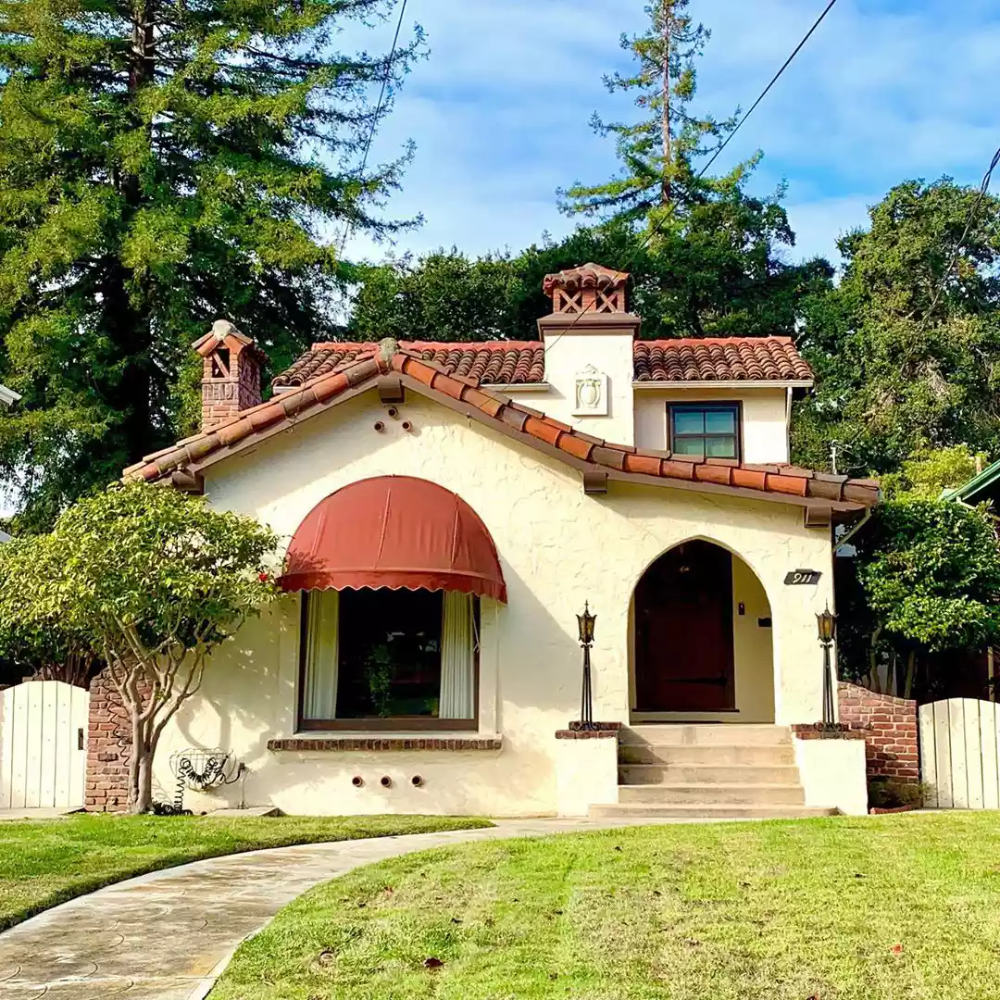 Mission Style Homes