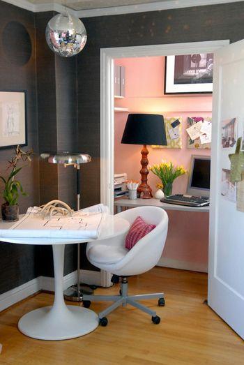 benjamin moore old claret inspiring spaces home office design rh pinterest com