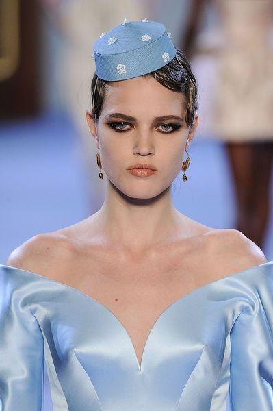 Ulyana Sergeenko - Haute couture - Printemps-été 2014