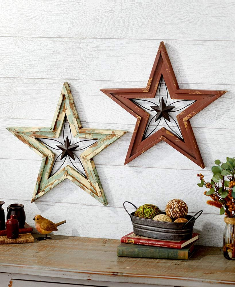Country Star Decorations Home Decoration For Home