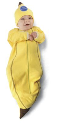 Baby Banana Costume Bunting  sc 1 st  Pinterest & Baby Banana Costume Bunting | Infant u0026 Toddler Boy Costumes ...