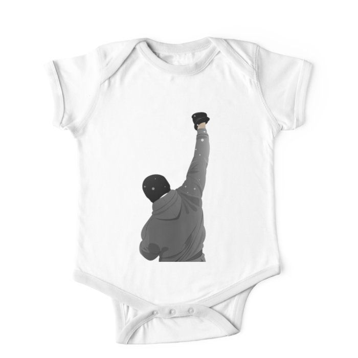 Rocky Balboa - Air Punch Kids Clothes