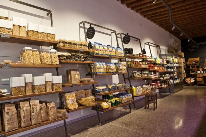 Retail Design Food Grocery Display Organic Stores El Bocon