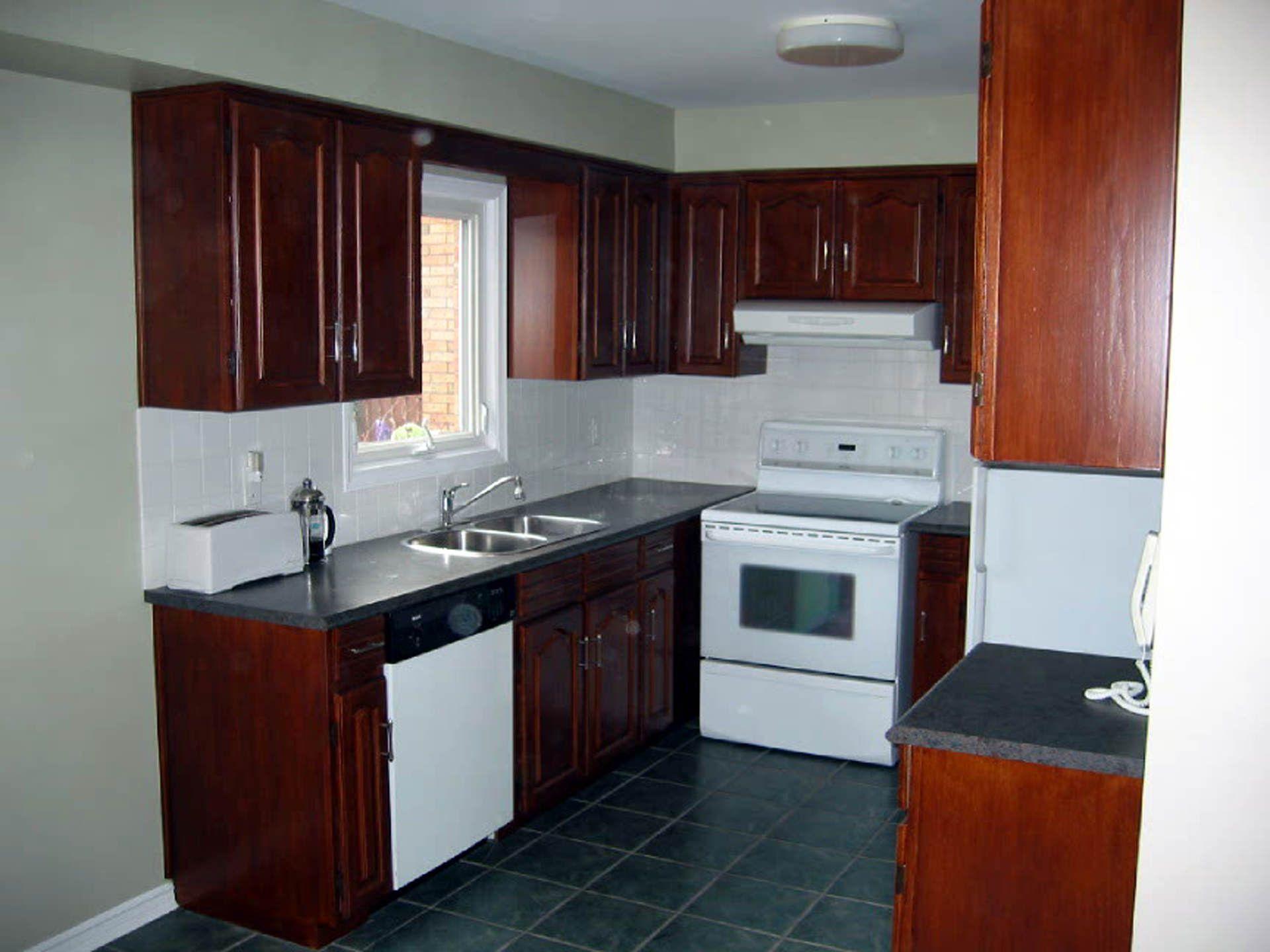 Ideas of Restaining Kitchen Cabinets | Kitchen cabinet ...