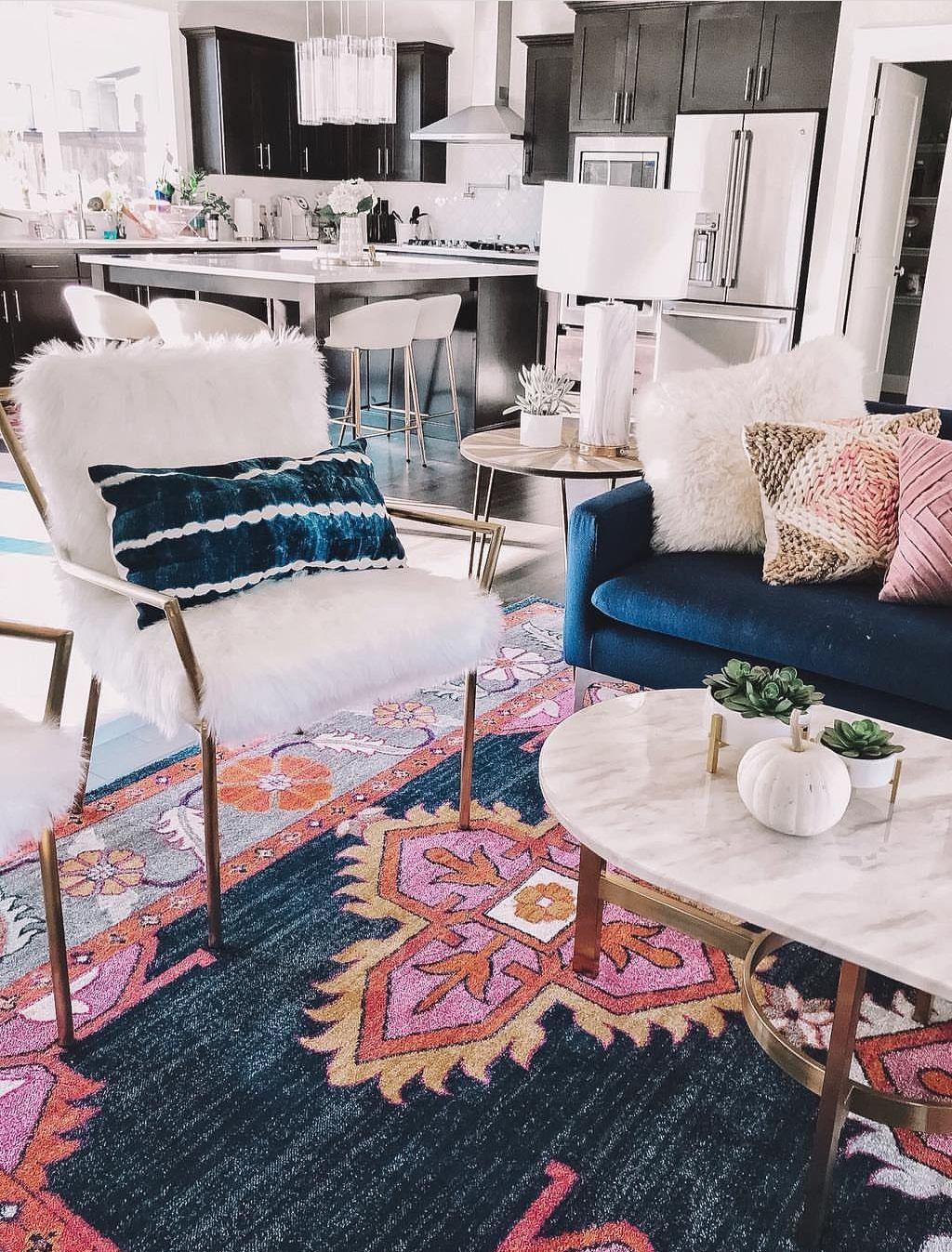 living room inspiration dream house living room room boho rh pinterest com