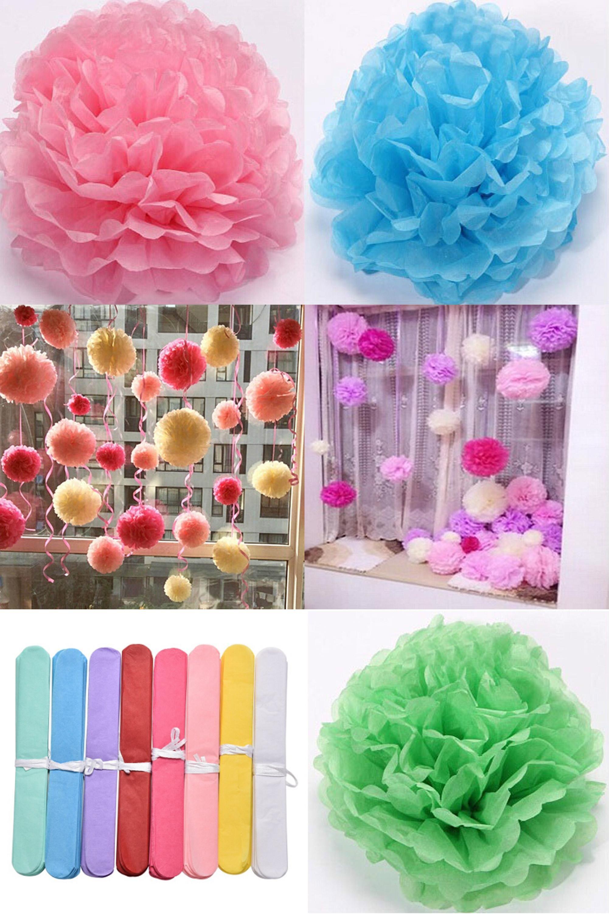 Visit To Buy 20cm Paper Flowers Ball Diy Wedding Birthday Ornaments