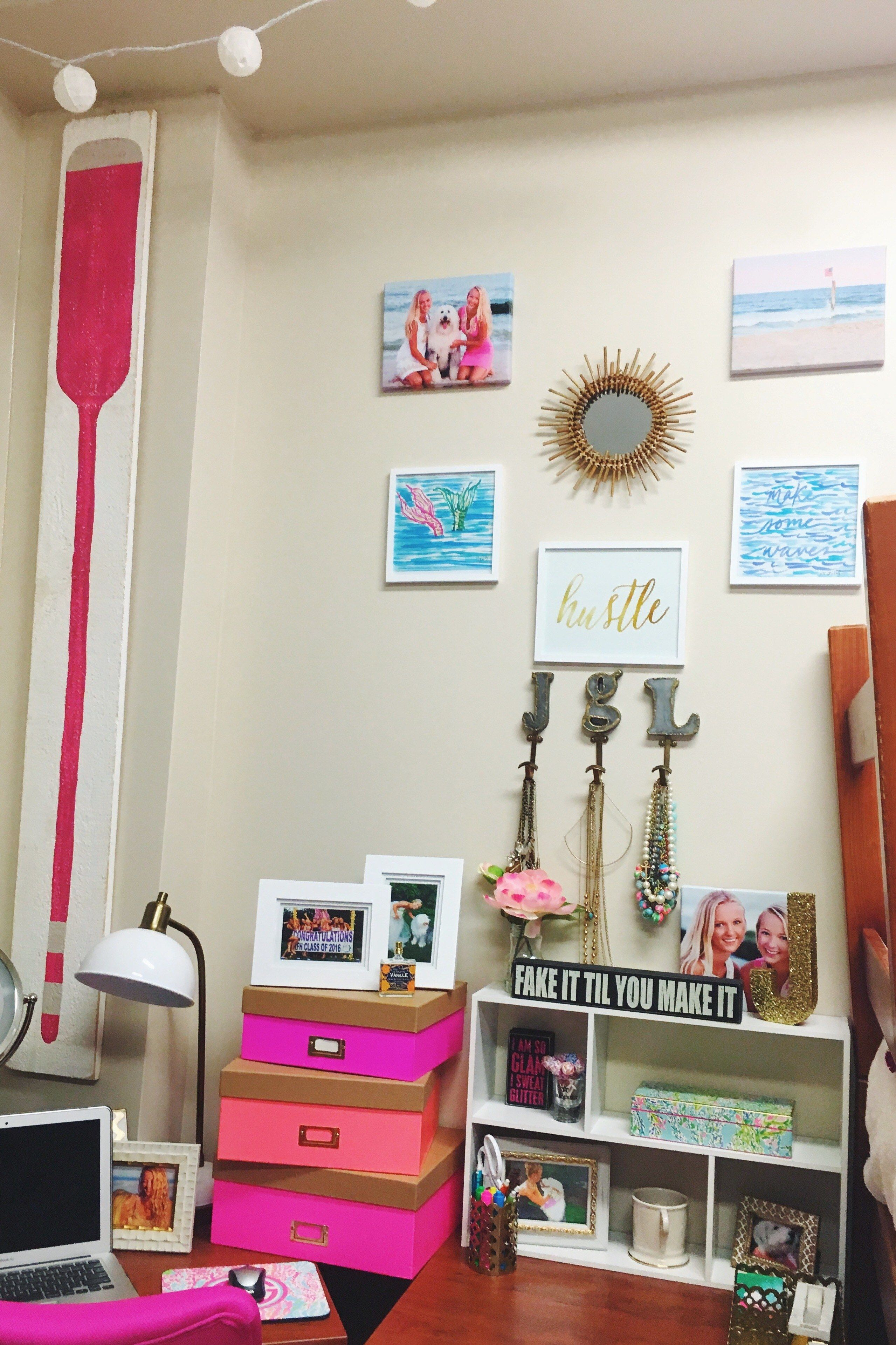These Might Be the Most Colorful Dorm