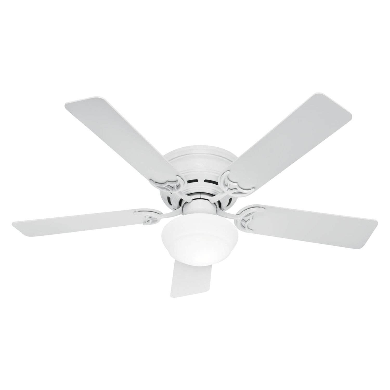 This hunter inch ceiling fan iii plus combines th