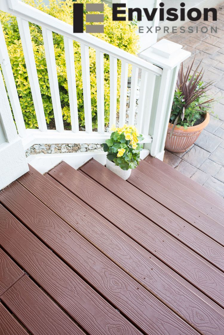 Let our Envision Expression decking offer you