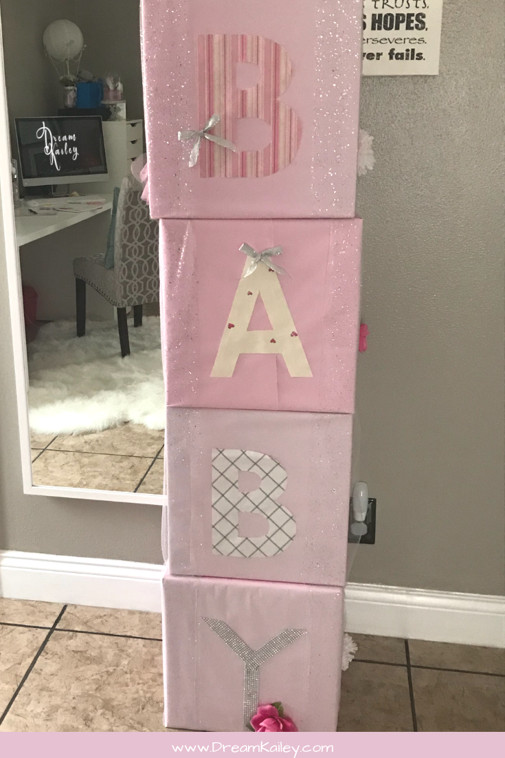 Kailey S Welcome Baby Party Instead Of Baby Shower Welcome Baby Party Welcome Baby Girls Baby Shower Box