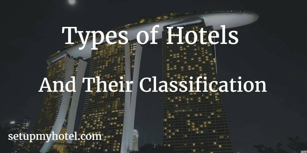 Types Of Hotels Clification By Hotel Size Type Target Markets Levels Service