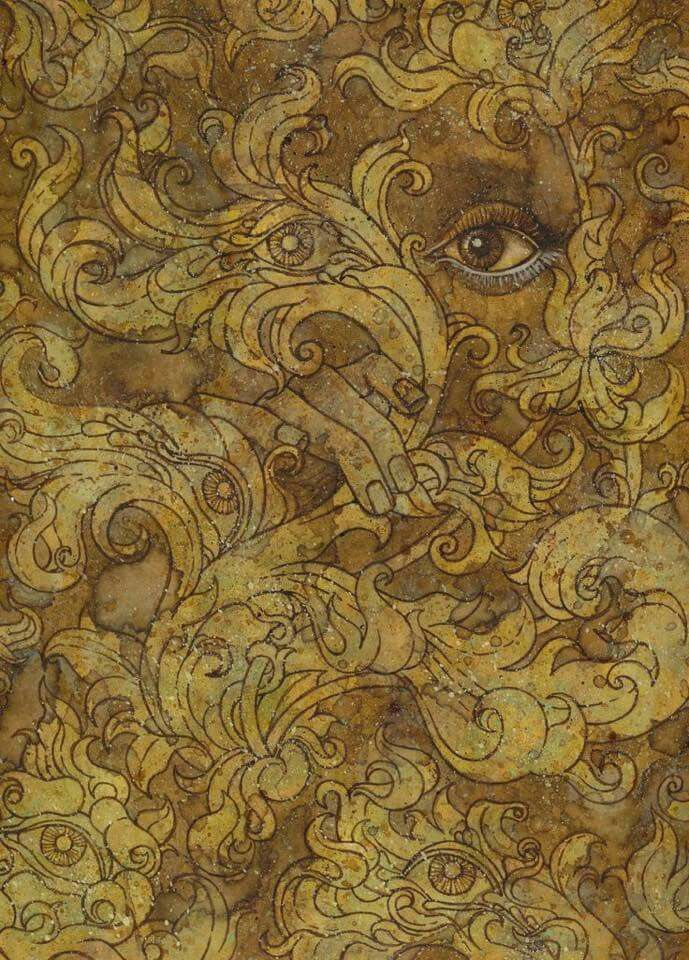 The Yellow Wallpaper 1892 Illustration By Esther Coonfield Project Art Essays Essay