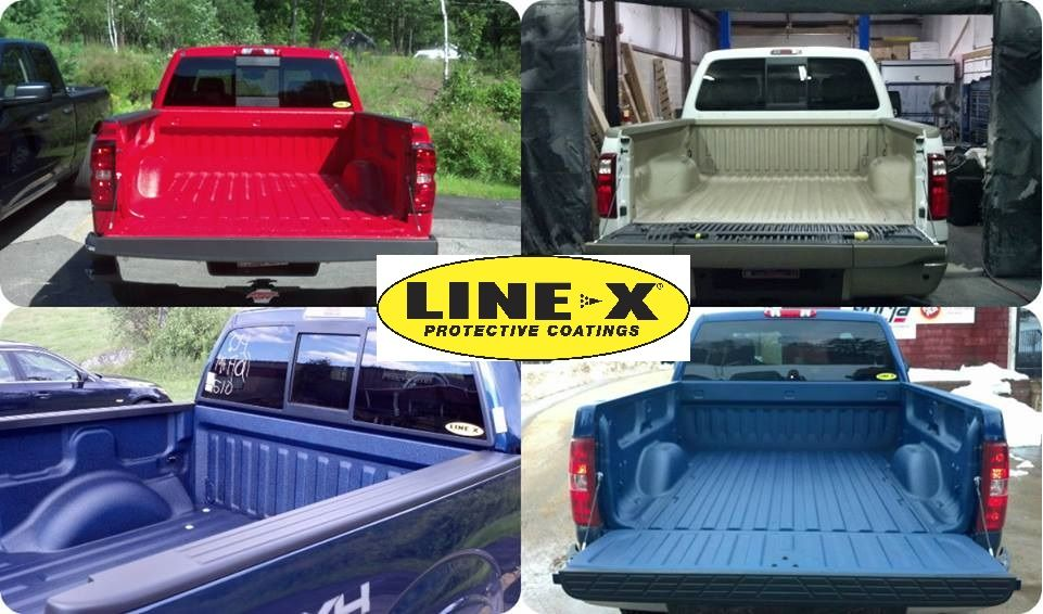 Line X Virtually Indestructible Coating With Images Chevy