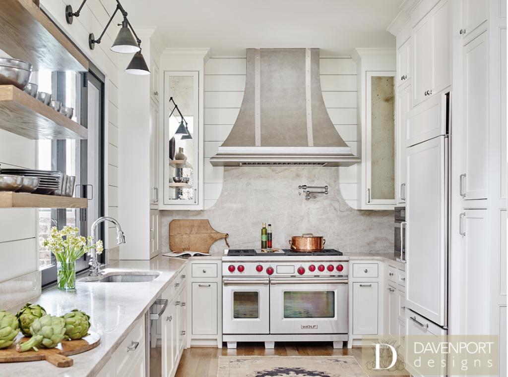 The 15 Most Beautiful Modern Farmhouse Kitchens On Pinterest