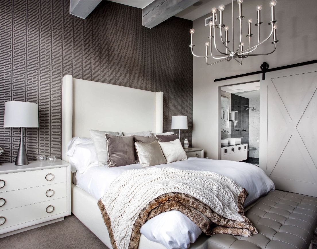Restoration Hardware Inspired shelter bed white tall