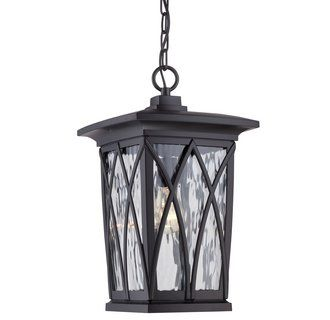 View the Quoizel GVR1910FL Grover 1 Light Title 24 Compliant Outdoor Pendant at LightingDirect.com.
