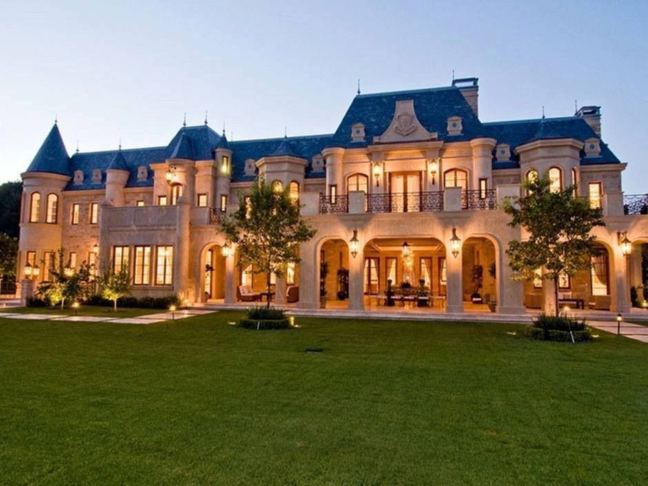 Big Beautiful Houses Luxury Homes Architecture Design Dream Home