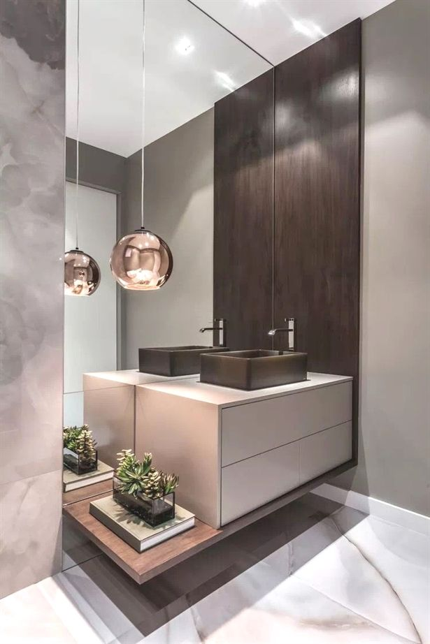 Glamorous and exciting bathroom decor see more luxurious interior design details at luxxu modernbathrooms also rh pinterest