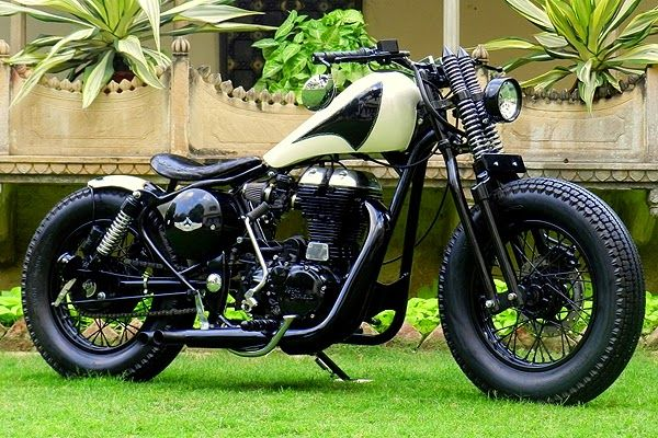 Royal Enfield 350 Classic By Rajputana Custom Motorcycles