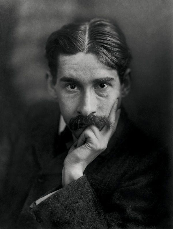 Autorretrato, 1910. E. O. Hoppé